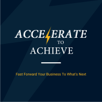 Accelerate to Achieve Cover Art