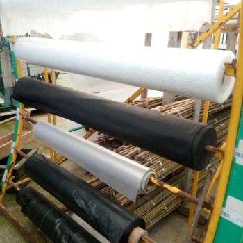 Sheet materials sold per metre