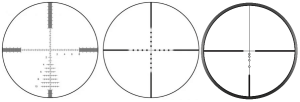 MOA, Mil-Dot and BDC retiles