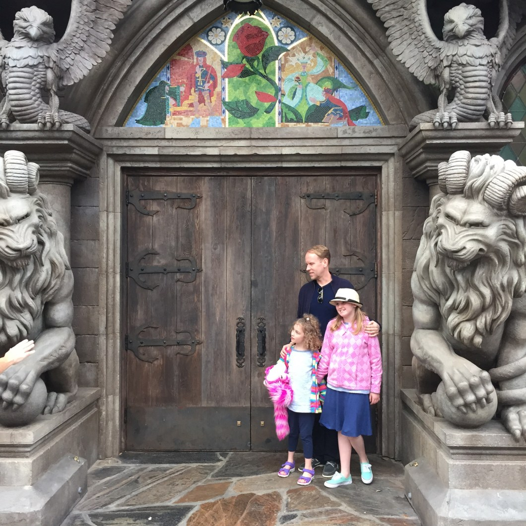 Christopher Parr's Family Featured In New Walt Disney World Campaign
