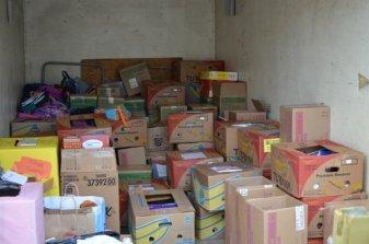 Full box truck!