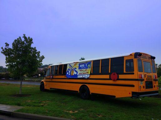 Let's Stuff the Bus!!