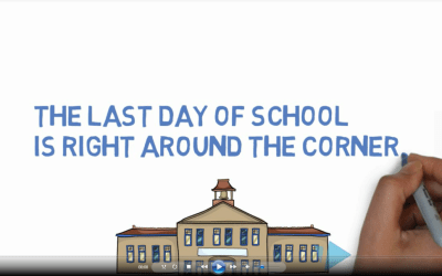 The last day of school is right around the corner…