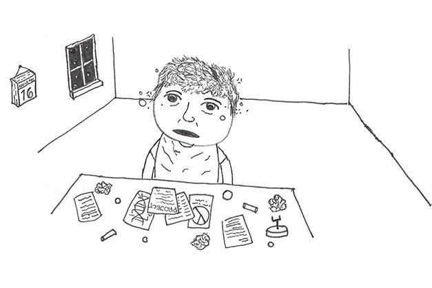procrastination room