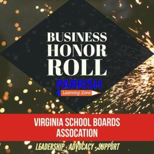Virginia School Boards Association Business Honor Roll