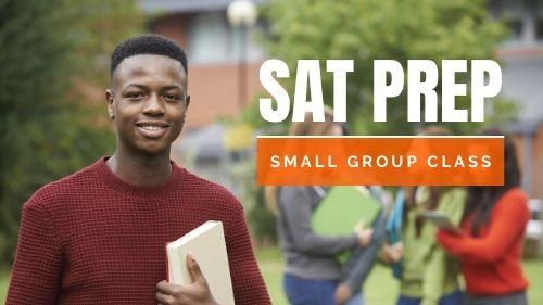SAT Prep Small Group Class header