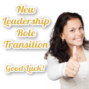 How To Transition Into A Leadership Role