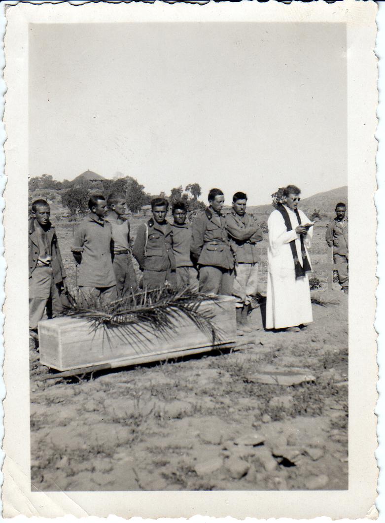 Funerale in guerra