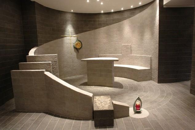 Cripta di Don Antonio Seghezzi