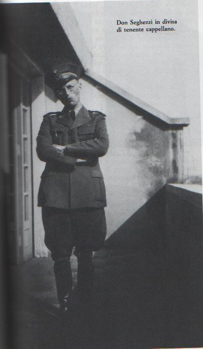 Don Antonio cappellano Militare