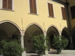 Casa generalizia delle Orsolinedi Bergamo