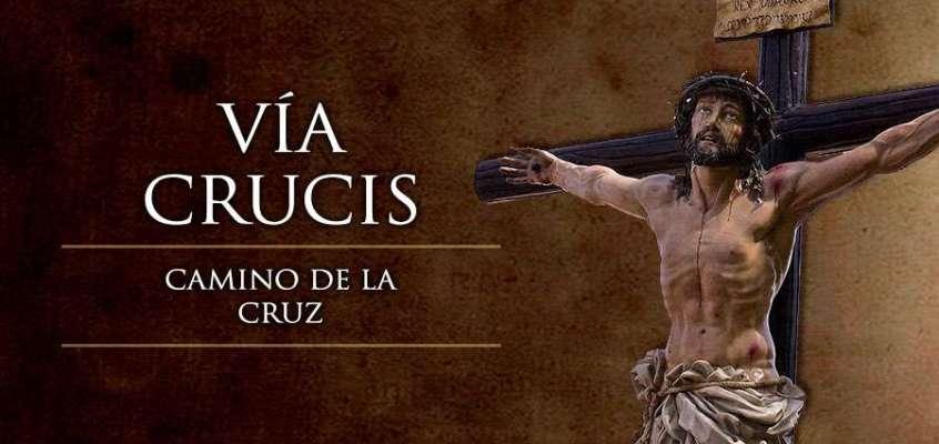 Santo Via Crucis – Viernes 26 marzo 19:50