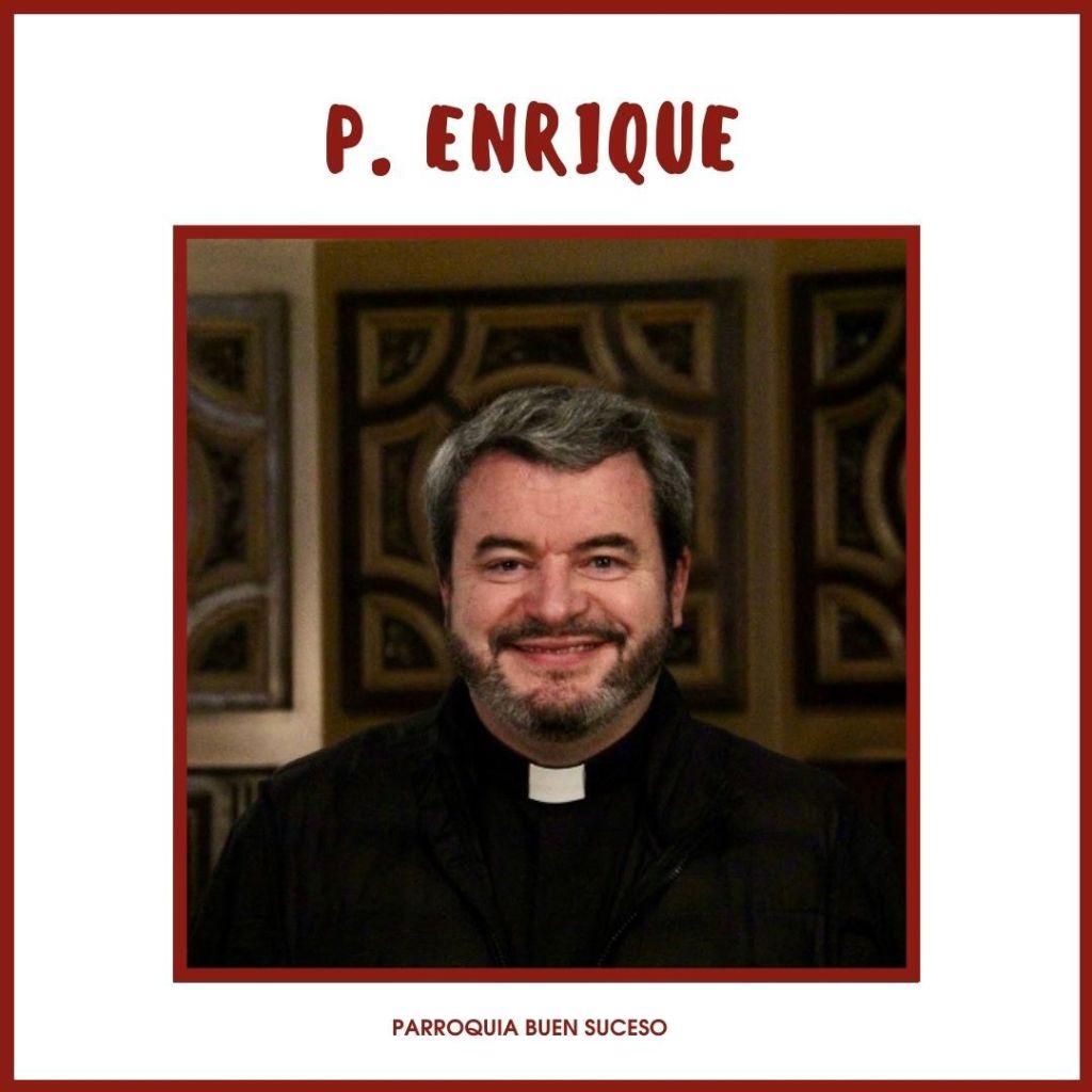 Padre Enrique González Torres