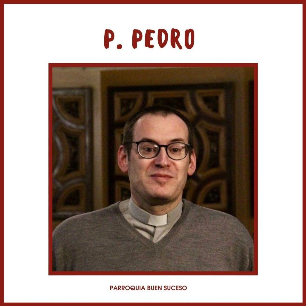 Padre Pedro Sabe Buen Suceso