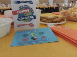Comida Solidaria 2018 en San Gerardo