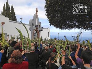 Domingo de Ramos Parroquia de Santa Úrsula