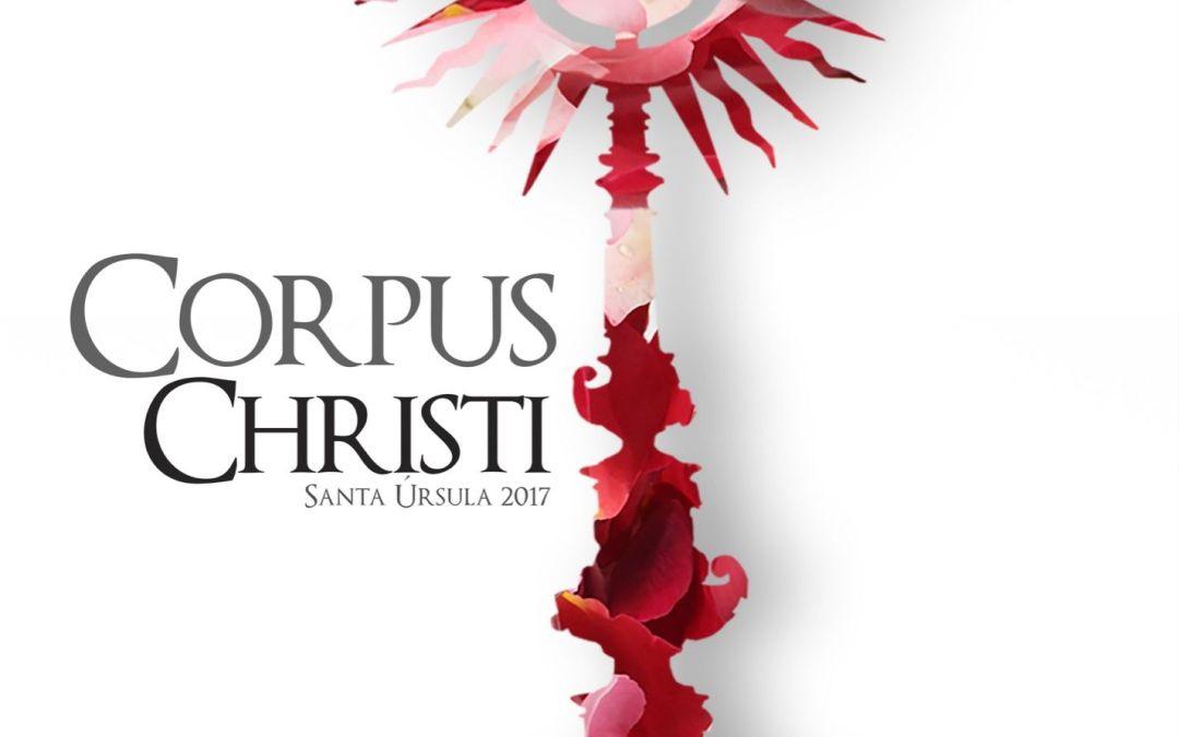 Corpus Christi Santa Úrsula 2017