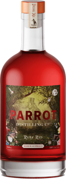 Parrot Distilling Co Premium Craft Gin Ruby Red