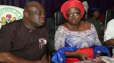 Two killed in auto crash involving convoy of Ikpeazu's wife