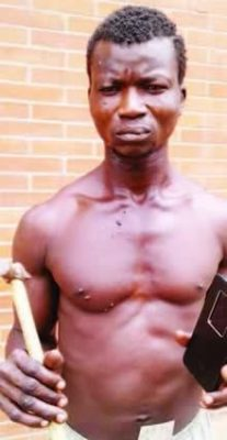 Man poses as drink seller to rob in Lagos traffic