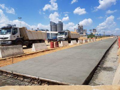 Dangote to complete Nigeria's longest concrete road project December – Official