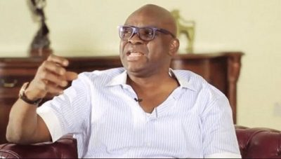 2019: Buhari will 'kill' Nigeria if allowed second term – Fayose