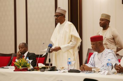 Ekiti APC primaries: 22 aspirants write Buhari, Tinubu, accuse NWC of bias