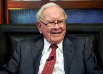 Warren Buffett donates $3.4 billion to five charities