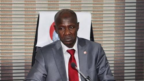BREAKING: Buhari confirms Magu's suspension, names Umar acting chairman
