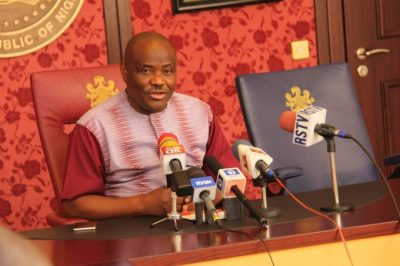 Wike wins Rivers guber poll