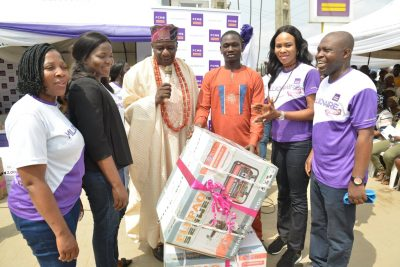 FCMB Rewards 2,576 Customers with Millions, Gifts in Millionaire Promo Season 5 1