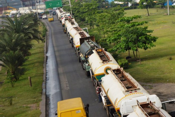 Marketers count losses as protesters burn petrol tankers