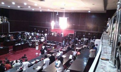 Imo Speaker Disappears With Mace, Switches Off Power To Avoid Impeachment