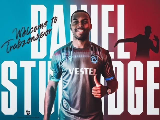 Daniel Sturridge complete move to Trabzonspor