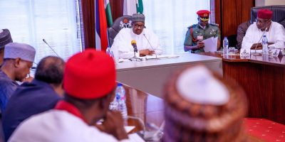 Brainstorm on how best to move economy forward - Buhari tells Economic Council