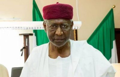 Abba Kyari: The Untold Story Of President Buhari's Chief Of Staff
