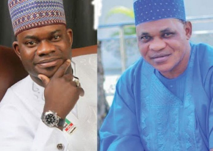 JUST IN: Tribunal dismisses Wada's petition, affirms Bello as Kogi governor