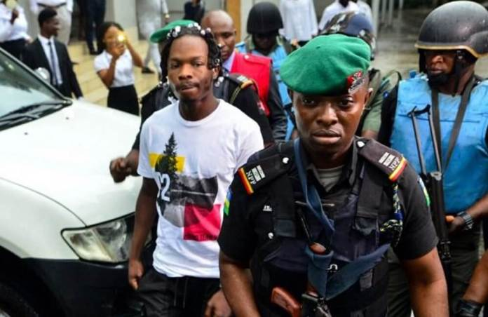 BREAKING: Police arrests Naira Marley over Abuja Concert