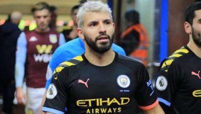 Sergio Aguero will 'die scoring goals' - Pep Guardiola