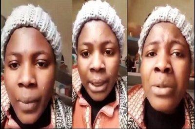 Nigerian Lady Trafficked to Lebanon Regains Freedom