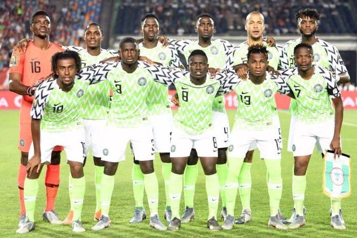 Super Eagles move up four places in February FIFA rankings