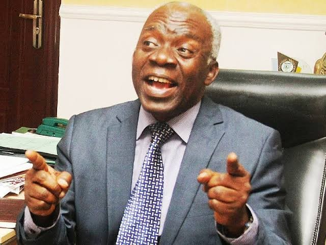 Pre-election matters can't be determined after the poll - Falana on Bayelsa