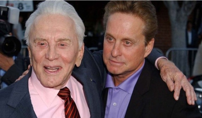 Kirk Douglas donates entire £61m fortune to charity