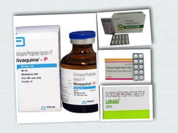 Chloroquine phosphate, banned in Nigeria, found effective against coronavirus