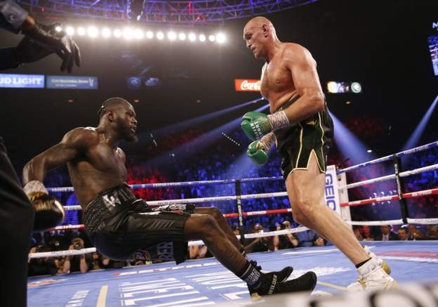 I will go for rematch against Tyson Fury – Wilder