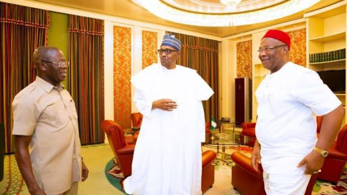 Stop wasting your time — election petitions are over -Uzodinma tells Ihedioha