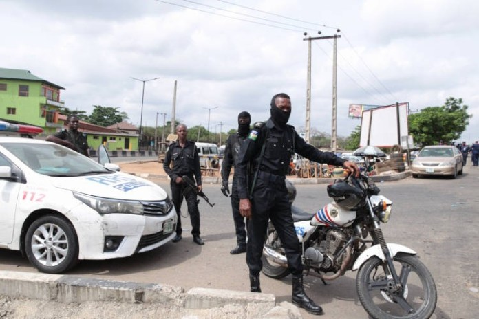 Lagos Lockdown: Day 1 in pictures