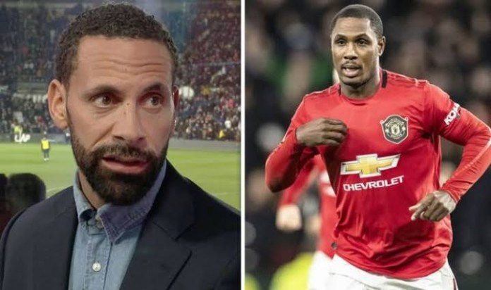 Rio Ferdinand backs Man United to sign Odion Ighalo permanently (Video)