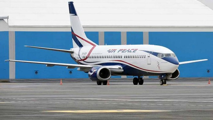 COVID-19: Air Peace to suspend operation on Friday