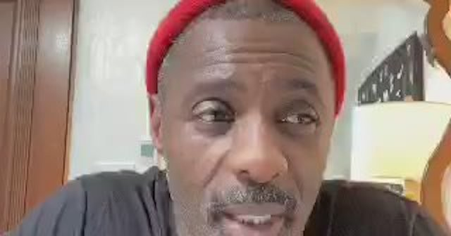 Idris Elba posts an update on his coronavirus infection(Video)